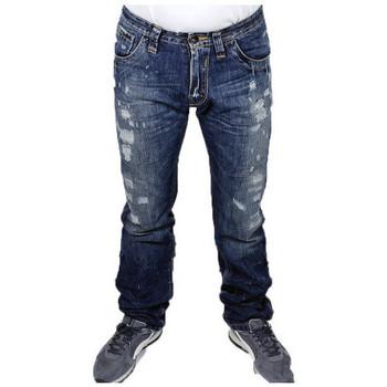 Vêtements Homme Jeans droit Datch Jeans Pantalons
