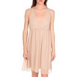 Vêtements Femme Robes Vero Moda Robe Luella  Ecrue Beige