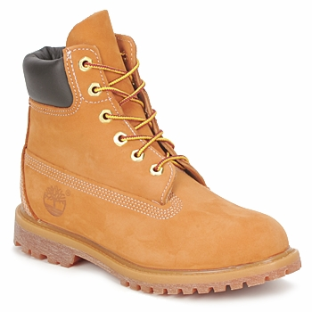 Bottines / Boots Timberland 6 IN PREMIUM BOOT Blé Nubuck 350x350