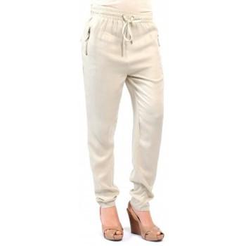 Vêtements Femme Pantalons Version Sud PANTALON PINAKI ECRU Beige