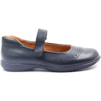 Chaussures Fille Ballerines / babies Boni Classic Shoes Boni Betty II - ballerines fille bleu marine 24-35 Bleu Marine