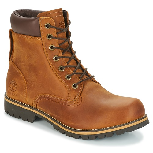 TIMBERLAND HOMME EARTHKEEPERS Rugged Botte Rouge Marron Taille 11