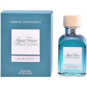 Beauté Eau de toilette Adolfo Dominguez Agua Fresca Citrus Cedro Edt Vaporisateur  120 ml