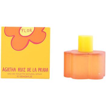 Beauté Femme Eau de toilette Agatha Ruiz de la Prada Flor Edt Vaporisateur  100 ml
