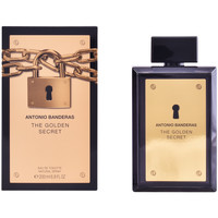 Beauté Homme Eau de toilette Antonio Banderas The Golden Secret Edt Vaporisateur  200 ml