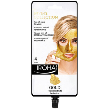 Beauté Femme Masques & gommages Iroha Nature Gold Peel-off Firming Mask