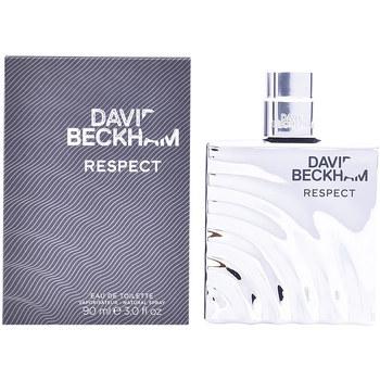 Beauté Homme Eau de toilette David Beckham Respect Edt Vaporisateur