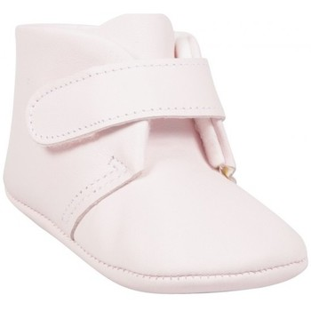 Chaussures Fille Chaussons Babybotte Layette Lucas Rose rose