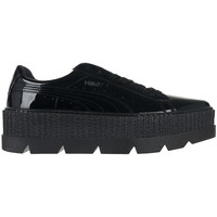 Chaussures Femme Baskets basses Puma X Fenty Rihanna Pointy Creeper Patent Noir
