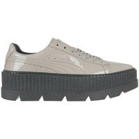 Chaussures Femme Baskets basses Puma X Fenty Rihanna Pointy Creeper Patent Graphite,Gris,Beige
