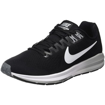 Chaussures Baskets basses Nike W  AIR ZOOM STRUCTURE 21 NOIR