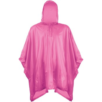 Vêtements Enfant Coupes vent Splashmacs SC019 Fushia