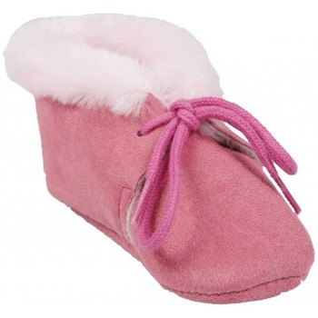 Chaussures Fille Chaussons Babybotte Chaussons Lapon Rose rose