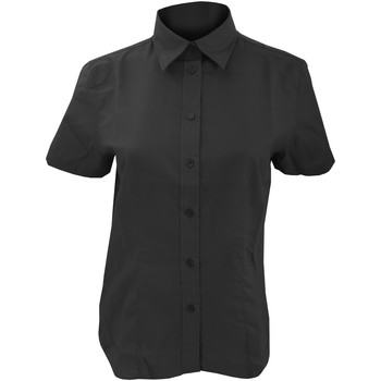 Vêtements Femme Chemises / Chemisiers Kustom Kit Oxford Noir