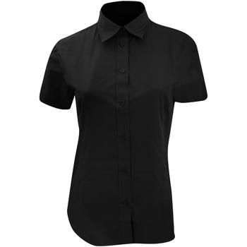 Vêtements Femme Chemises / Chemisiers Kustom Kit Work Noir