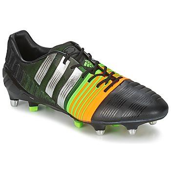 Chaussures de sport adidas Performance NITROCHARGE 1.0 SG Noir / Jaune 350x350