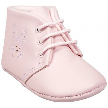 Chaussures Fille Chaussons Babybotte Layette Lapin Rose rose