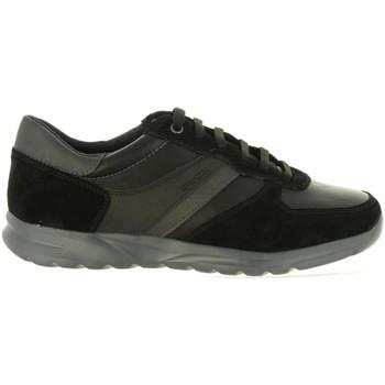 Chaussures Homme Baskets basses Geox U840HB 0ME22 U DAMIAN Negro