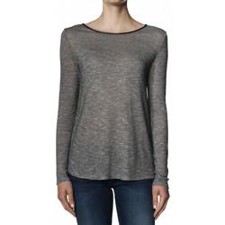 Vêtements Femme T-shirts manches longues Salsa T-Shirt  THAILAND manches longues gris