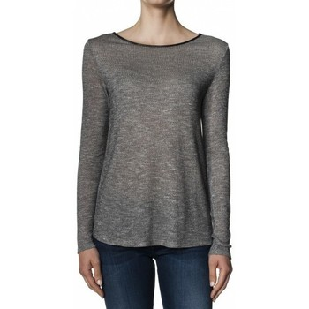 T-shirts manches longues Salsa T-Shirt  THAILAND manches longues gris