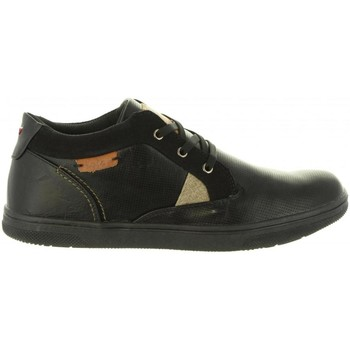 Chaussures Homme Baskets basses Lois Jeans 84723 Negro