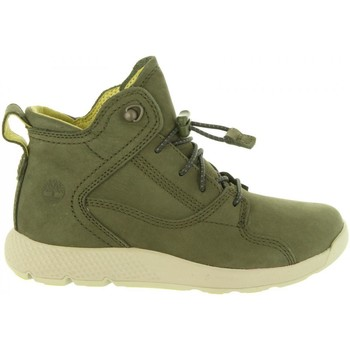 Chaussures Enfant Baskets montantes Timberland A1SM9 FLYROAM Verde