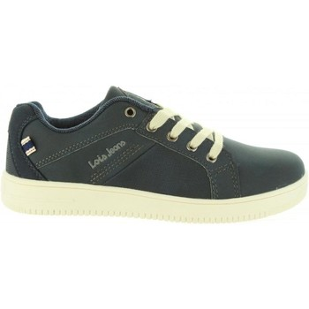 Chaussures Fille Baskets basses Lois Jeans 83869 Azul