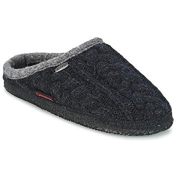 Chaussures Homme Chaussons Giesswein NEUDAU Marine
