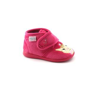 Chaussures Enfant Chaussons Grunland GRU-I18-PA1051-FU Rosa