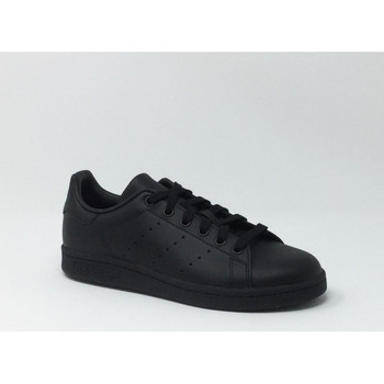 Chaussures Homme Baskets basses adidas Originals STAN SMITH NOIR/NOIR Noir