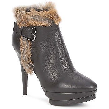Chaussures Femme Bottines Alberto Gozzi BOTERO GADRO Noir