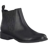 Chaussures Femme Low boots Marco Tozzi 25051 noir