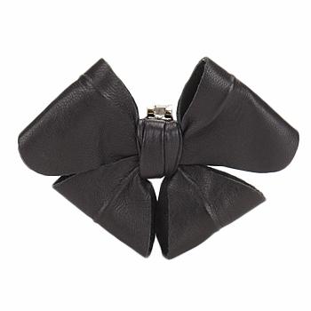 Montres & Bijoux Femme Broches / Epingles Alexis Mabille CLIP 99-noir