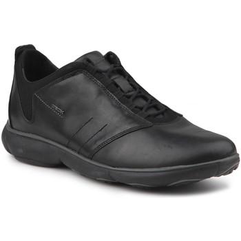 Chaussures Homme Baskets basses Geox Domyślna nazwa czarny