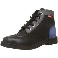 Chaussures Femme Boots Kickers 621512 noir