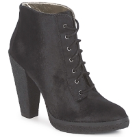 Chaussures Femme Bottines Belle by Sigerson Morrison HAIRCALF BLACK