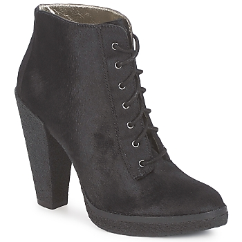 Bottines / Boots Belle by Sigerson Morrison HAIRCALF BLACK 350x350
