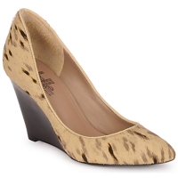 Chaussures Femme Escarpins Belle by Sigerson Morrison HAIRMIL BEIGE/BLACK