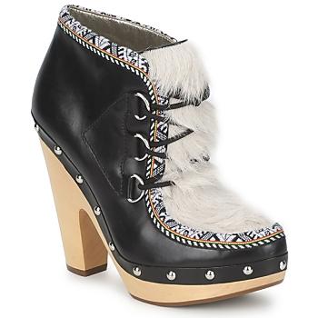 Bottines / Boots Belle by Sigerson Morrison BLACKA BEIGE/BLACK 350x350