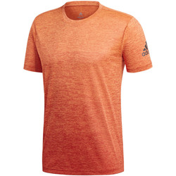Vêtements Homme T-shirts manches courtes adidas Originals T-shirt Freelift Gradient orange