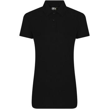 Vêtements Femme Polos manches courtes Pro Rtx RX05F Noir