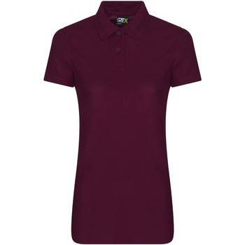 Vêtements Femme Polos manches courtes Pro Rtx RX05F Bordeaux