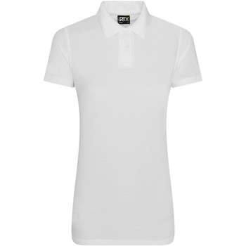 Vêtements Femme Polos manches courtes Pro Rtx RX05F Blanc