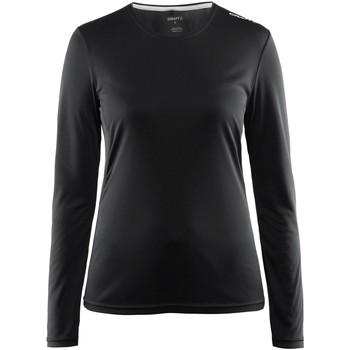Vêtements Femme T-shirts manches longues Craft CT89F Noir