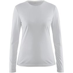 Vêtements Femme T-shirts manches longues Craft CT89F Blanc