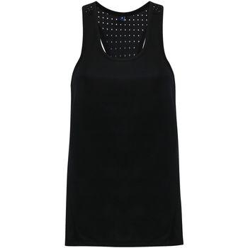Vêtements Femme Débardeurs / T-shirts sans manche Tridri TR041 Noir