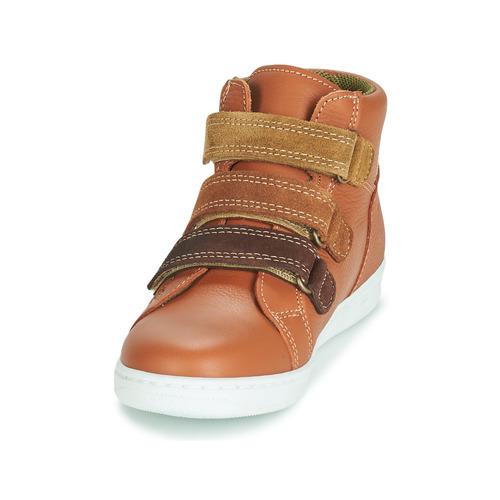 Triton Garçon Camel Chaussures André Boots PkZuXiO