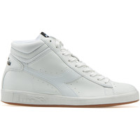 Chaussures Baskets montantes Diadora GAME P HIGH Blanc