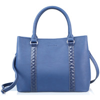 Sacs Femme Sacs porté main Andie Blue Sac a main collection NAOS A8327 Bleu