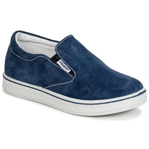 Chaussures Garçon Slip ons Primigi MONNY Bleu